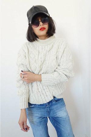 knitoversized sweater