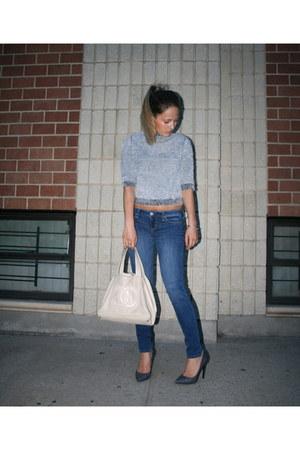 mesh bag Chanel bag
