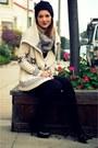 Cream-forever-21-sweater-black-h-m-hat-heather-gray-h-m-scarf-black-yummie