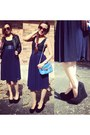 Black-black-pumps-pulp-noir-wedges-navy-thrifted-skirt