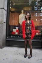 American Apparel - Urban Outfitters dress - H&M accessories - Urban Outfitters s