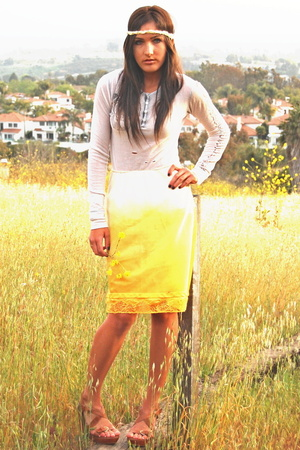 L Alyse skirt
