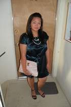 forever 21 dress - Urban Outfitters purse - Steve Madden shoes - forever 21 acce