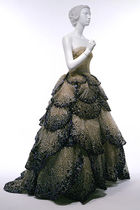 Junon Dress by Christian Dior