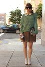 Off-white-ankle-booties-rachel-comey-shoes-tan-simple-silk-forever21-dress