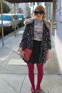 Off-white-love-is-vintage-sweater-navy-faux-fur-lined-anthropologie-coat