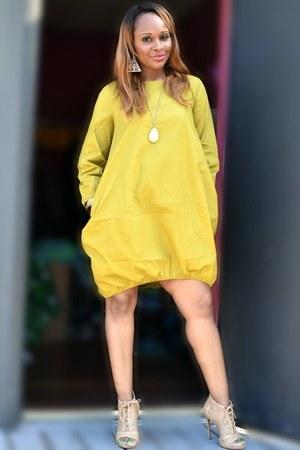 olive Trish M dress