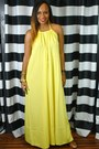 Yellow-trish-m-dress