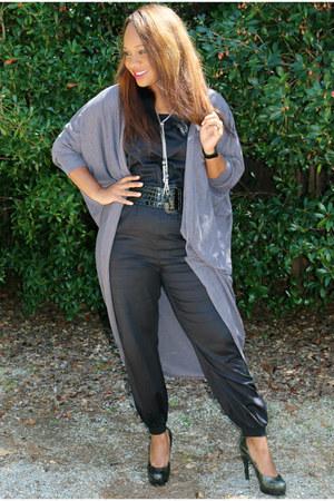 gray Catos Fashion cardigan