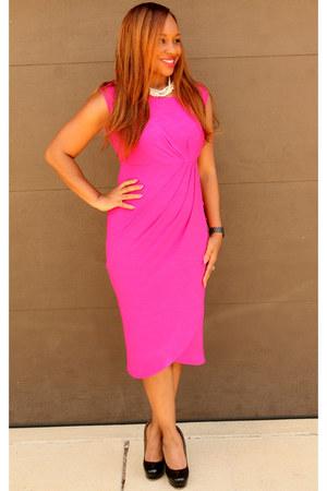 magenta Trish M Fashions dress