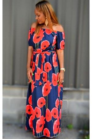 multi Trish M dress