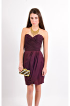 fitted silk Kathryn Conover by Night dress