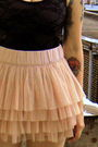Gray-forever-21-top-black-american-apparel-intimate-pink-vintage-h-m-skirt-