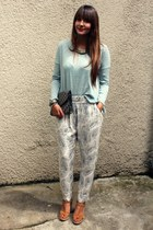 Oysho sweater - Oysho pants