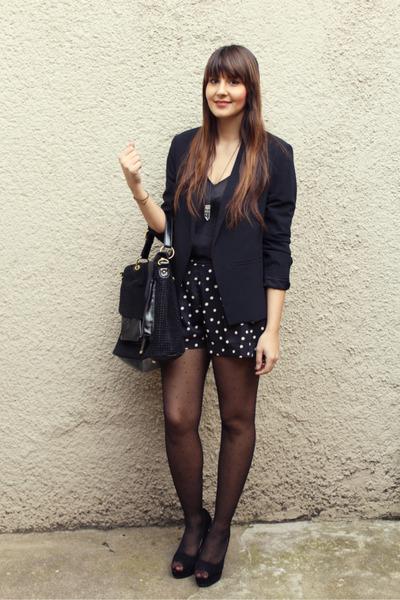 Vero Moda shorts - Mango blazer
