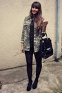 Zara-jacket-asos-tights-primark-blouse