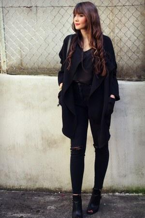 Zara jeans - Bershka top