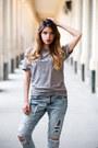 Jeans-h-m-jeans-cotton-nous-sommes-a-paris-t-shirt