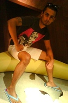 my ideal look to the beach