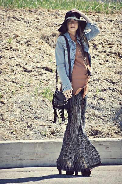 black Forever 21 pants