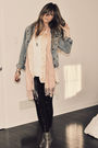 Blue-abercrombie-and-fitch-jacket-black-american-apparel-leggings-gray-siren