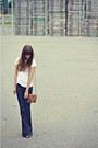 Navy-wide-leg-j-brand-jeans