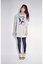 heather gray Ardene sweatshirt