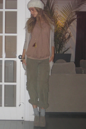 Zara - Zara top - Zara pants - Forever 21 shoes - Forever 21 - Ardene