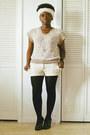 Classified-shoes-thrifted-vintage-shirt-twentyone-shorts