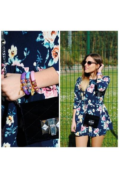Choies dress - Aloumiño bracelet