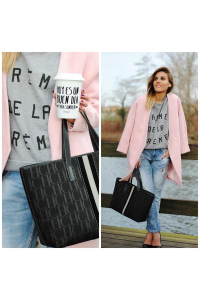 Front Row Shop coat