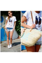 la pantera lola t-shirt - the otto design bag