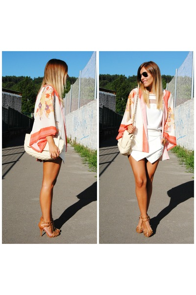 Choies shorts - Choies blouse