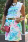 Ivory-neon-horse-vintage-t-shirt-camel-calvin-klein-shoes