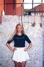 Stradivarius-blouse-bershka-skirt