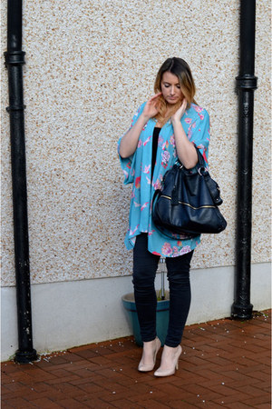 kimono In Love with Fashion top