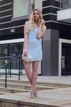 Missguided dress - Dorothy Perkins bag - Public desire heels