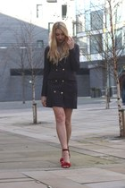 Missguided dress - Public desire heels