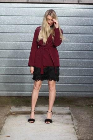 F&F blazer - whistles skirt