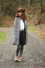 Lace-cardigan-cardigan-boots-frilly-dress-patterned-leggings-skirt