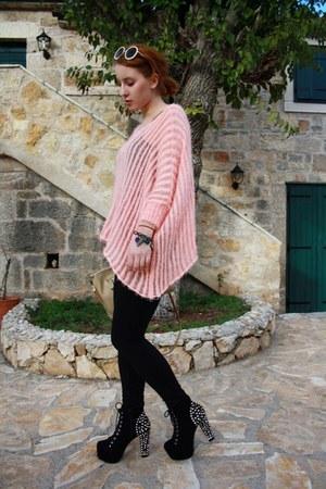 Sheinside sweater - Krisp pants