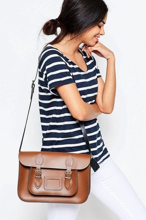 leather bag leathersatchel bag