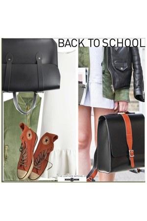 leathersatchel bag