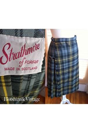 wool kilt skirt strathmore skirt
