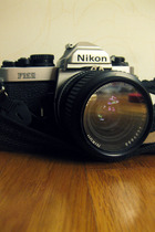 my beloved camera