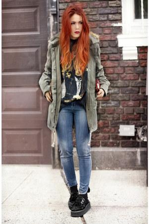 Alainnbella jeans - Market HQ jacket