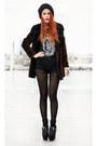Black-vintage-jacket-black-vintage-t-shirt