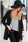 Off-white-h-m-sweater-black-jessica-buurman-shoes-black-romwe-blazer