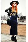 H-m-jacket-saltwater-gypsy-skirt-random-t-shirt