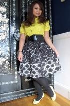 Thakoon for Target blouse - Thakoon for Target skirt - Steve Madden shoes - Jasm
